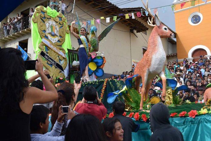 corso carnaval 2017 cajabamba