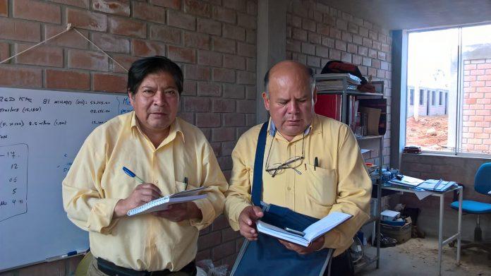 Coordinador General FREDDEC Cajabamba y Suprefecto Cajabamba