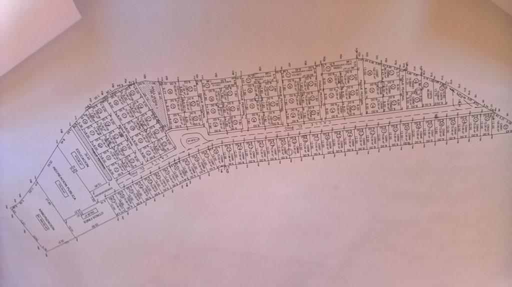 plano viviendas techo propio cajabamba