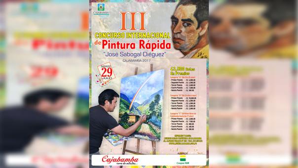 Concurso Internacional de Pintura Rápida